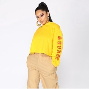 Fashion Nova Savage Hoodie